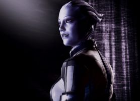 Liara by GSJennsen