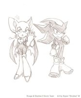Rouge and Shadow practice by emotwo