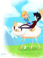 Adventure Time !!! by ksmile1313