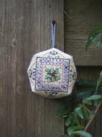 Teresa Wentzler's Father Winter ornament by Magical525