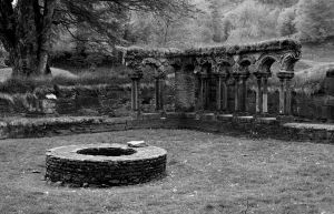 The old monastery 4. by Nonel