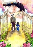 Grave of the Fireflies by kaliko-rosa