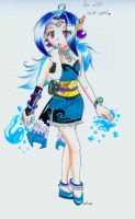 CE Aachi outfit x3 by legendary-rose