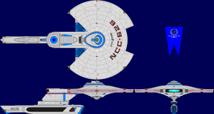 USS Knorr Refit Multi-View by captshade