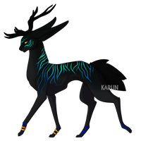 Jackalope Auction 2 - CLOSED by Karijn-s-Basement