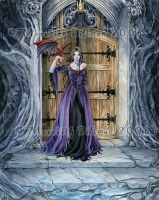 Forbidden Doorway by MeredithDillman