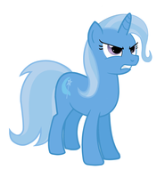 The Great and Angry Trixie by Hunnel