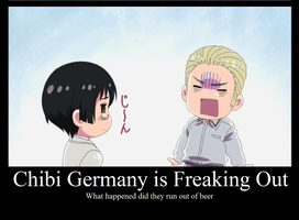 Chibi Germany by DarkVampirequeen9