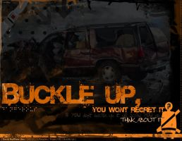 Buckle Up by lilesdesign