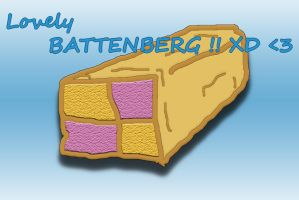Lovely Battenberg by SnatchMind
