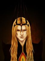 Sauron by Mad-Hatter----X