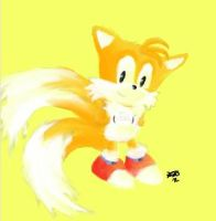 Classic Tails by SallysFunnyKiss