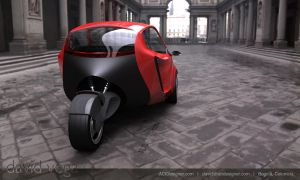 Electric car 4 by talesytales