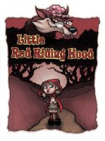 Little Red Riding Hood by MrDinks