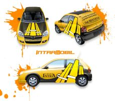 Intra mobil by funkycide