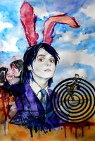 Gerard Arthur Way and illusion of reality by bartholomewbellamy