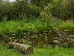 Stone Wall 1 by HauntingVisionsStock