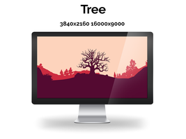 Tree - Wallpaper by SiMonk0