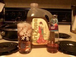 Best. Drink. Mix. Combo. Ever. by The-Smile-Giver