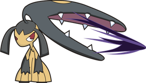 Harm Mawile by TheDarkCore