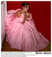 Pink Princess.7- Cornered by Della-Stock