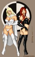 AM - The Queens of Hellfire by danes-sweety