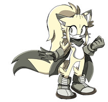 Amber Sonic Channel Style by SkywaySky