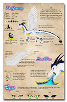 Neffertity Ref-Sheet 3.0 by Neffertity