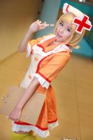 Vocaloid Love Ward - Rin by Xeno-Photography