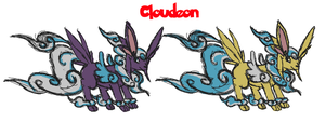 Cloudeon by AncientKyuubi