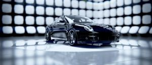 Porsche Speed : Car Animation by Shademaster