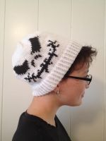 Jack Skellington Beanie by Chebk