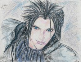 Come Rescue ME Zack Fair unfin by Shadow-on-tauntaun