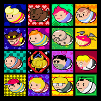 MOTHER - Earthbound Beans x16 by Rynen10K