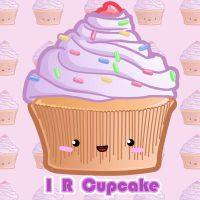 I R Cupcake by Cilitra