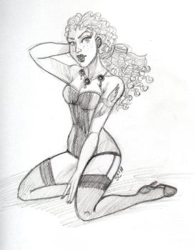 Rian Bombshell Betties by emme