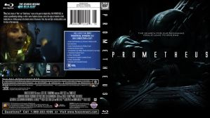 Prometheus blu-ray cover by modernaesthetic