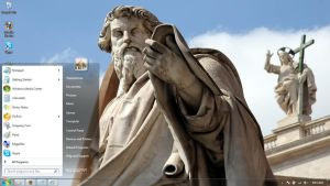 The-vatican Windows 7 themes by windowsthemes