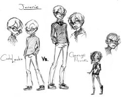 Code Lyoko vs Me 01 by DAgStar