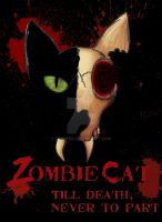 Zombie Cat Cover Page by gohan18
