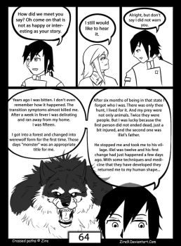 Crossed paths 64 - english by Zire9