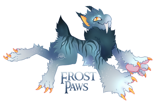 [Open] Frost Paws by Seoxys6