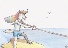 Brook Wakeboarding .:TRADE:. by Wulvie-leigh
