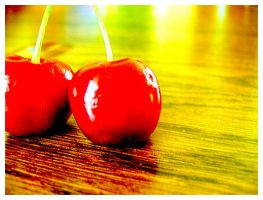 cherries by Soop4evah