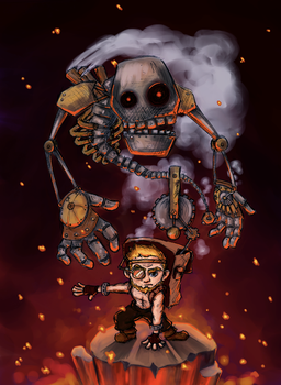 Gear Pack Gnome by zott0123