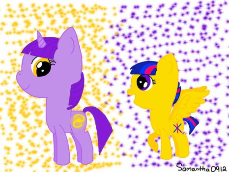 Andromeda meets Starburst by Samantha0912