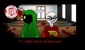 Episode 9 - A Little Piece of Heaven by Crazon