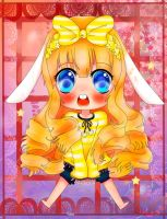 Bunny girl Redone ish o3o by McCuddly