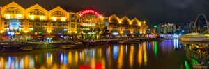Riverside Point Singapore Panorama by afterfxpro