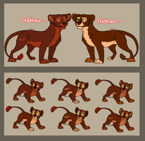 Lion King Adoptable 4 [OPEN 4/6] by Balance-Song